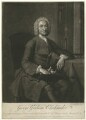 George Graham, by Thomas Ryley, sold by  Robert Sayer, after  Thomas Hudson - NPG D2470