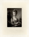 Mary Graham (née Cathcart), by Charles Algernon Tomkins, after  Thomas Gainsborough - NPG D2473