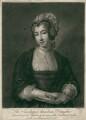 Sophia Carteret (née Fermor), Countess Granville, by John Faber Jr, after  Rosalba Carriera - NPG D2483