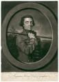 Augustus Henry FitzRoy, 3rd Duke of Grafton, by James Watson, after  Pompeo Batoni - NPG D2496