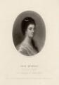 Anne Fitzroy (née Liddell), Duchess of Grafton, by David Lucas - NPG D2497