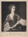 Elizabeth Napier (née Greenway), published by Carington Bowles, after  Sir Joshua Reynolds - NPG D2500
