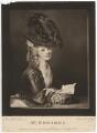 Mrs Gretton when Mrs Edwards, by John Jones, after  William Lawranson - NPG D2502