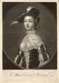 Maria (née Gunning), Countess of Coventry, after Francis Cotes - NPG D2507
