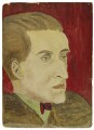 Stephen Tomlin, by Rachel Pearsall Conn ('Ray') Strachey (née Costelloe) - NPG D251