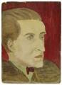 Stephen Tomlin, by Rachel Pearsall Conn ('Ray') Strachey (née Costelloe) - NPG D251