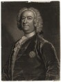 Richard Gwynne, by John Faber Jr, after  Robert Taylor - NPG D2513