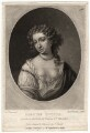 Eleanor ('Nell') Gwyn, by Richard Earlom, published by  Samuel Woodburn, after  Samuel Cooper - NPG D2514