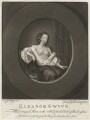 Eleanor ('Nell') Gwyn, by Valentine Green, published by  Walter Shropshire, after  Simon Verelst - NPG D2515