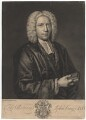 John Guyse, by John Faber Jr, sold by  John Oswald, after  Richard van Bleeck - NPG D2536
