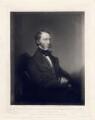 Charles Wood, 1st Viscount Halifax, by William Walker - NPG D2550