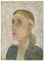 Virginia Woolf, by Rachel Pearsall Conn ('Ray') Strachey (née Costelloe) - NPG D256