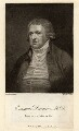 Erasmus Darwin, by Moses Haughton the Younger, published by  Joseph Johnson, after  J. Rawlinson - NPG D2565