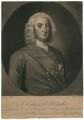 Edward Hawke, 1st Baron Hawke, by James Wilson, after  George Knapton - NPG D2566