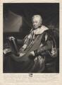 William Harcourt, 3rd Earl Harcourt, by Samuel William Reynolds, after  Henry Edridge - NPG D2568