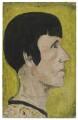 Beryl de Zoete, by Ray Strachey - NPG D258