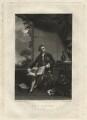 Sir William Hamilton, by Samuel William Reynolds, after  Sir Joshua Reynolds - NPG D2580