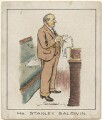 Stanley Baldwin, 1st Earl Baldwin, by Tom Cottrell - NPG D2605