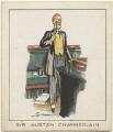 Sir (Joseph) Austen Chamberlain, by Tom Cottrell - NPG D2610
