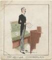 Neville Chamberlain, by Tom Cottrell - NPG D2611