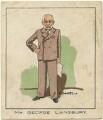 George Lansbury, by Tom Cottrell - NPG D2622