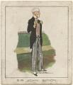 John Allsebrook Simon, 1st Viscount Simon, by Tom Cottrell - NPG D2642