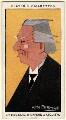 Herbert Henry Asquith, 1st Earl of Oxford and Asquith, by Alexander ('Alick') Penrose Forbes Ritchie - NPG D2684