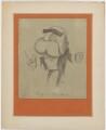 Sir Edward Elgar, Bt, by Anthony Wysard - NPG D272