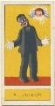 Al Jolson, by Unknown artist, issued by  Godfrey Phillips - NPG D2721