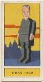 William Ralph Inge, by Unknown artist, issued by  Godfrey Phillips - NPG D2724