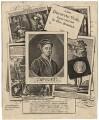 John Gay, by George Bickham the Elder, after  William Aikman - NPG D2752