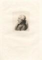 Comte de Genlis, by Jules Sorreau, after  Unknown artist - NPG D2754