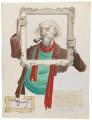 Augustus John, by Anthony Wysard - NPG D277
