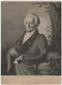 Johann Wolfgang von Goethe, by C.A. Schwerdgeburth - NPG D2790