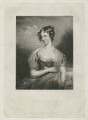 Miss Goodall, by William Ward, published by  Colnaghi, Son & Co, after  Thomas Ellerby - NPG D2893
