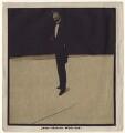 James Abbott McNeill Whistler, after William Nicholson - NPG D2895