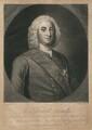 Edward Hawke, 1st Baron Hawke, by James Wilson, after  George Knapton - NPG D2904