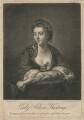 Lady Selina Hastings, by Richard Houston, after  Sir Joshua Reynolds - NPG D2958