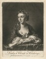 Lady Selina Hastings, after Sir Joshua Reynolds - NPG D2967