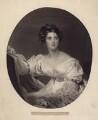 Hyacinthe Mary Littleton (née Wellesley), Lady Hatherton, by Charles Turner, after  Sir Thomas Lawrence - NPG D2970