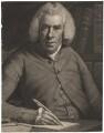 Henry Harington, by Charles Turner, after  Thomas Beach - NPG D2981