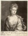 Mariamne Herbert (née Finch), by William Faithorne Jr, after  Johann Kerseboom - NPG D2986