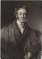 Sir John Frederick William Herschel, 1st Bt, by William James Ward, after  Henry William Pickersgill - NPG D3015