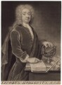 James Hodgson, by George White, after  Thomas Gibson - NPG D3034