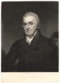 William Holme, by William Ward, after  Thomas Stewardson - NPG D3036