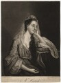 Hannah Horneck (née Mangles), by Richard Purcell (H. Fowler, Charles or Philip Corbutt), after  Sir Joshua Reynolds - NPG D3044