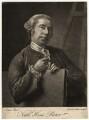 Nathaniel Hone, by Edward Fisher, after  Nathaniel Hone - NPG D3074