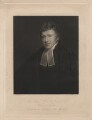 Walter Farquhar Hook, by Charles Edward Wagstaff, published by and after  F. Rosenberg - NPG D3078