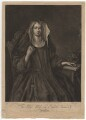 Mary Howard, by John Faber Jr, published by  John Bowles, published by  Carington Bowles, after  Gabriel Mathias - NPG D3102