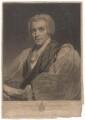William Howley, by Samuel William Reynolds, after  William Owen - NPG D3117